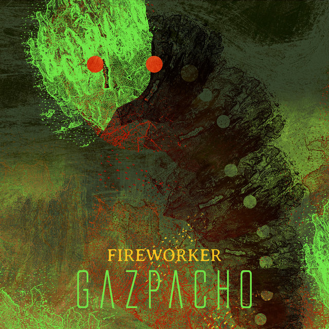 Cover art for album Fireworker by Gazpacho