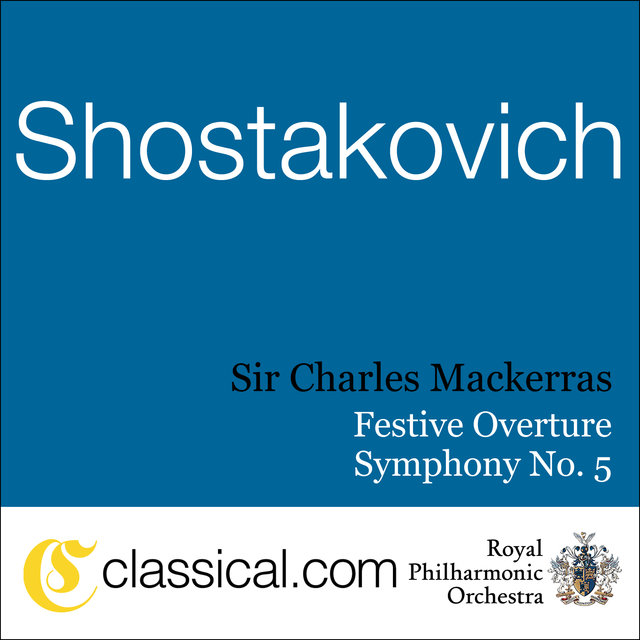 Dimitry Shostakovich, Festive Overture In A Major, Op. 96