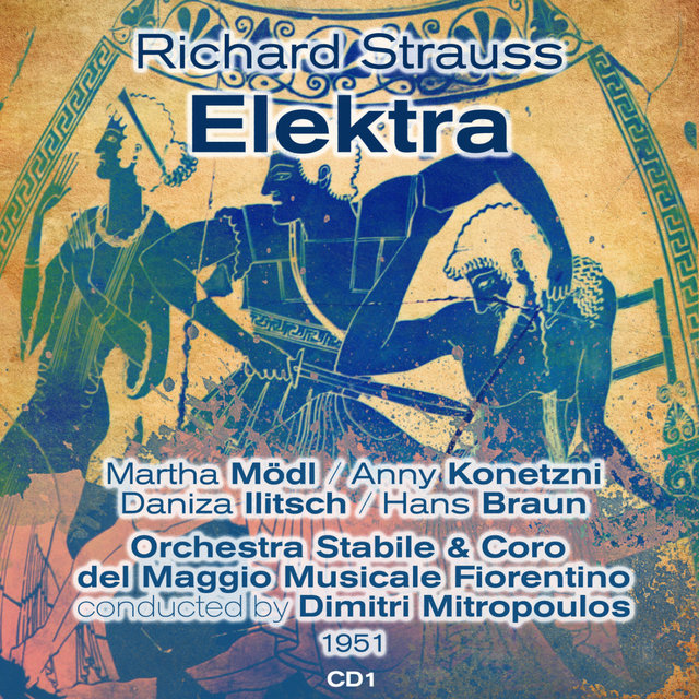Richard Strauss: Elektra (1951), Volume 1