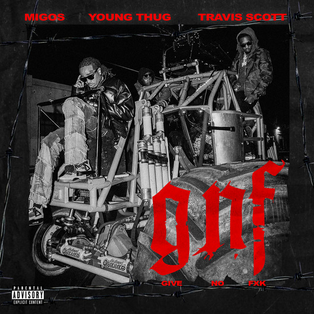Cover art for album  by Migos, Travis Scott, Young Thug