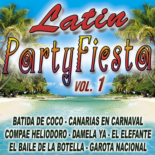 Latin Party Fiesta Vol.1