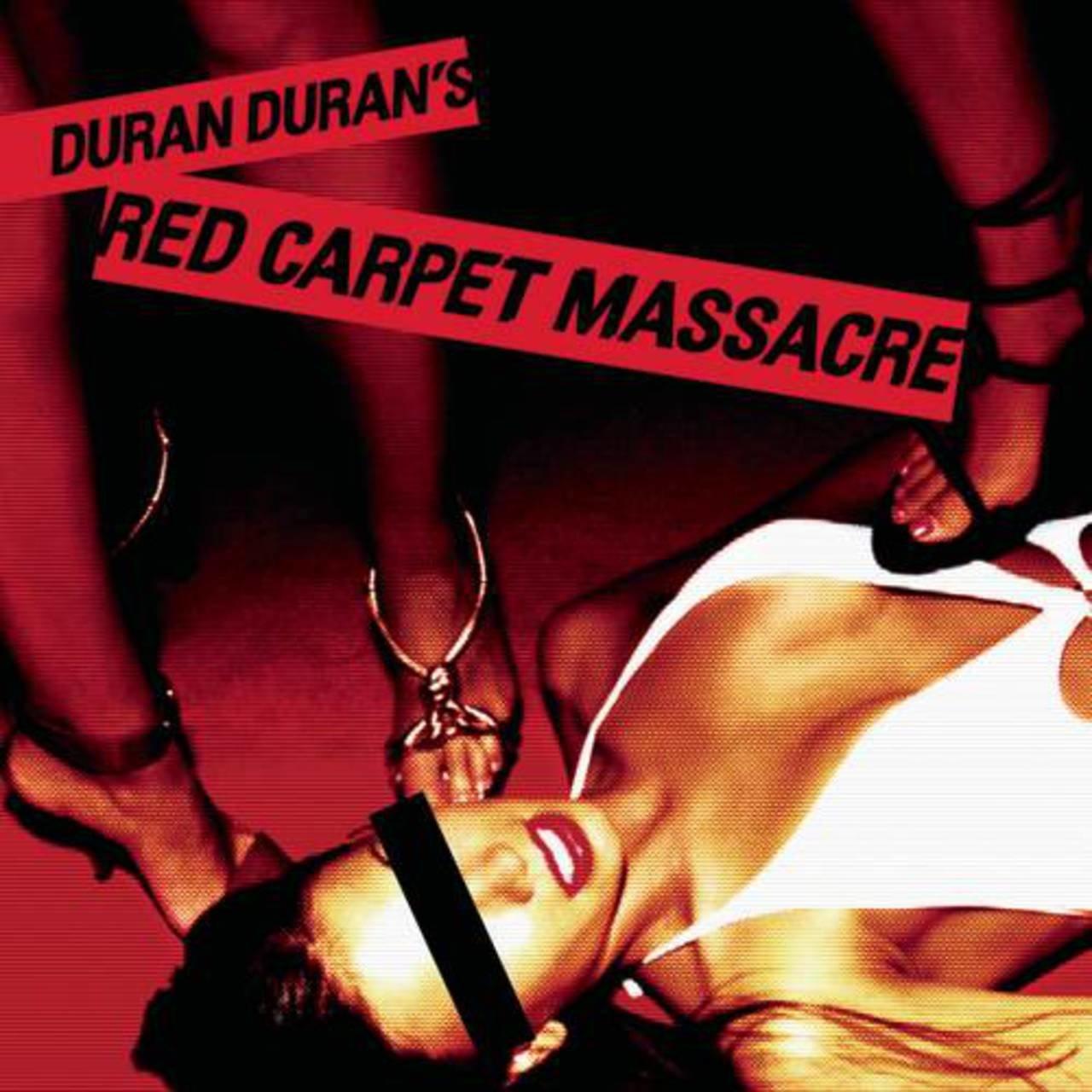 Red Carpet Massacre Duran Duran. Astronaut   Duran Duran TIDAL