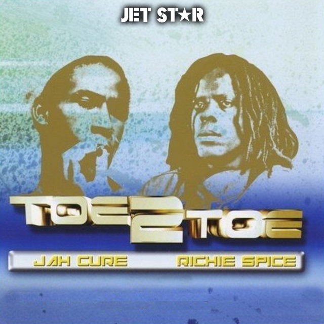 Toe 2 Toe - Jah Cure and Richie Spice