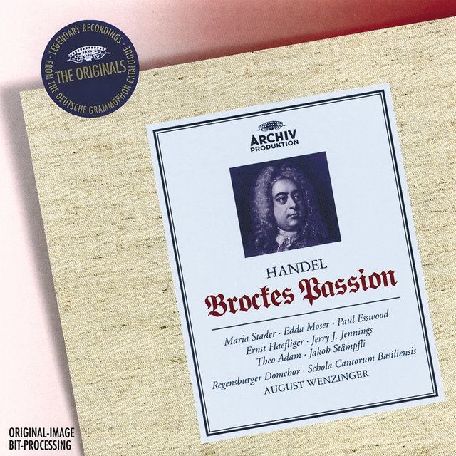 Handel: Brockes Passion