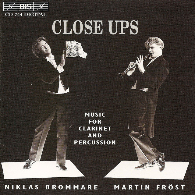 Close Ups: Music for Clarinet & Percussion