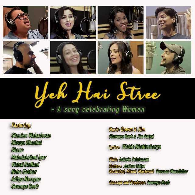 Yeh Hai Stree: A Song Celebrating Women