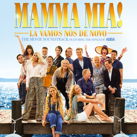 "Cast Of ""Mamma Mia! Here We Go Again"""