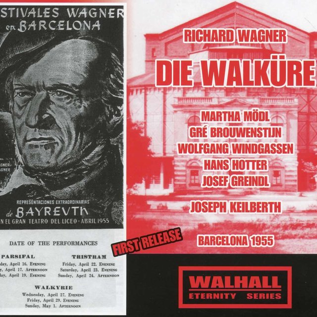 Wagner: Die Walküre, WWV 86b [Recorded 1960]