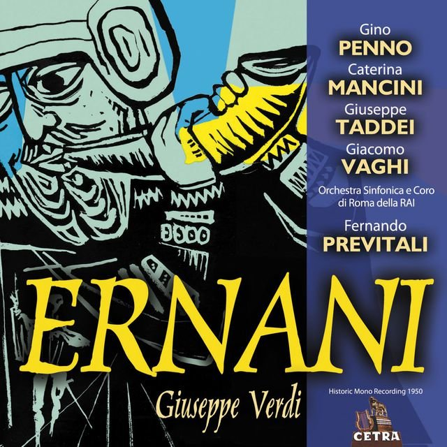 Cetra Verdi Collection: Ernani