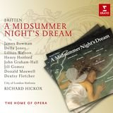 A Midsummer Night's Dream, Op. 64, Act I: