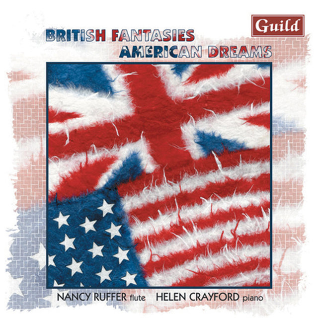 British Fantasies - American Dreams, Music for Flute and Piano