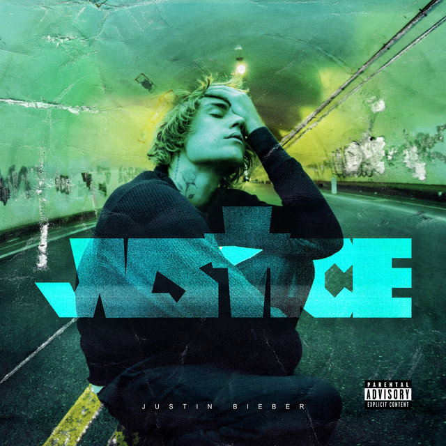 Cover art for album Justice by Justin Bieber