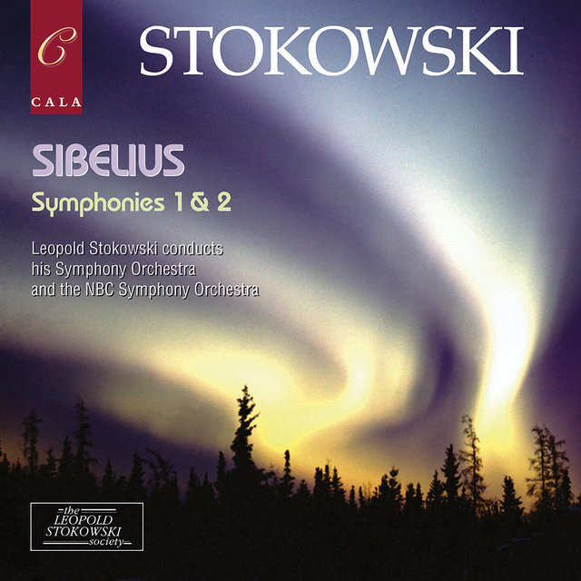 Sibelius: Symphony No. 1 in E Minor & Symphony No. 2 in D Major