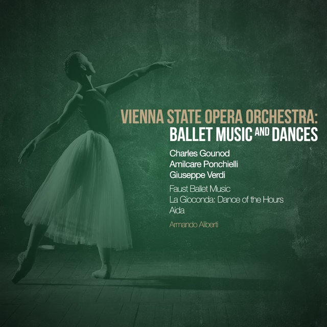 Vienna State Opera Orchestra: Ballet Music and Dances