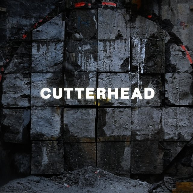 Cover art for album Cutterhead - Original Soundtrack by SØS Gunver Ryberg