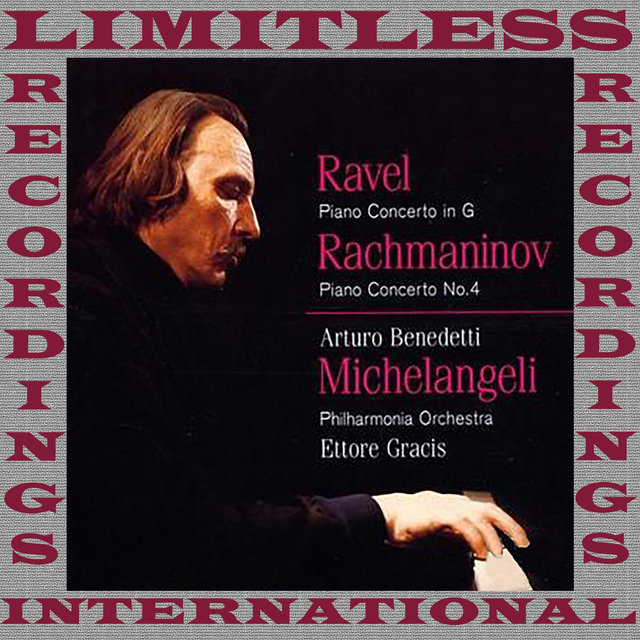 Ravel Piano Concerto In G, Rachmaninov Piano Concerto No. 4