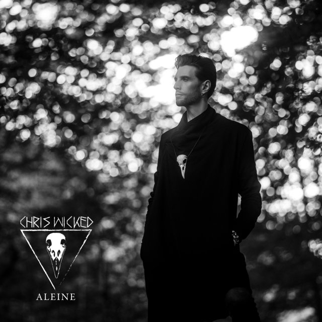 Cover art for album Aleine by Chris Wicked