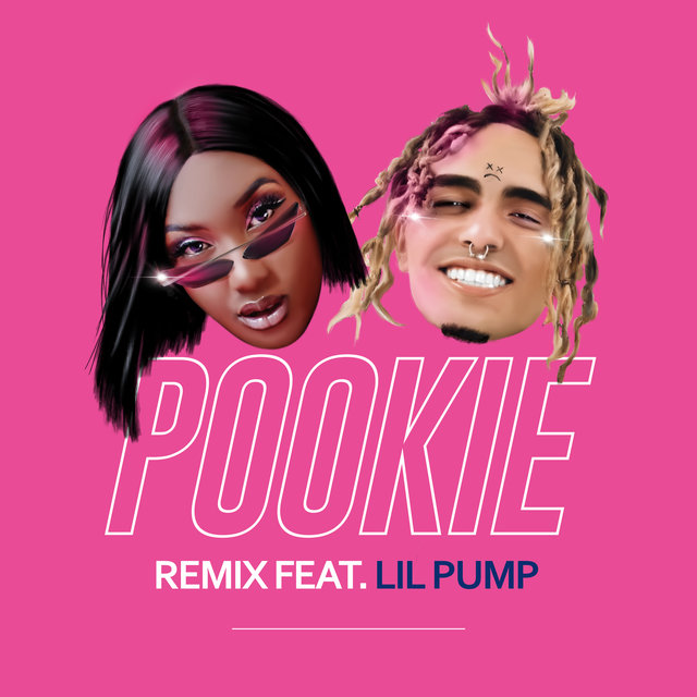 Cover art for album  by Aya Nakamura, Lil Pump