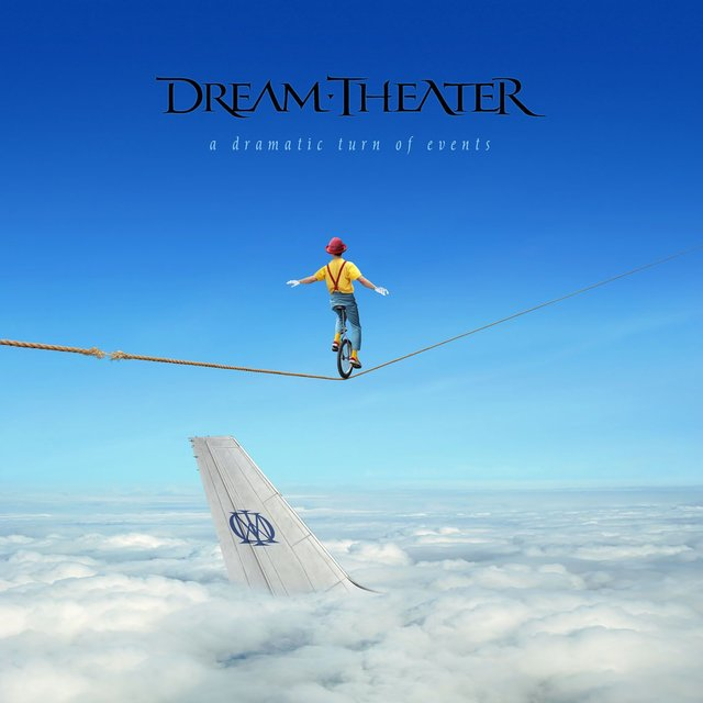 Cover art for album A Dramatic Turn of Events by Dream Theater