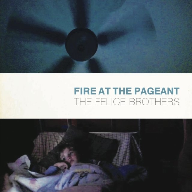 Fire at the Pageant