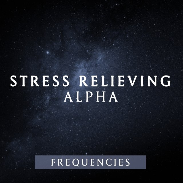 Stress Relieving Alpha Frequencies