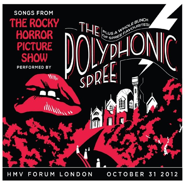 Songs from the Rocky Horror Picture Show Live