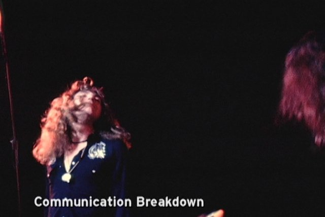 Communication Breakdown (Live at The Royal Albert Hall, London, England, 1/9/1970)