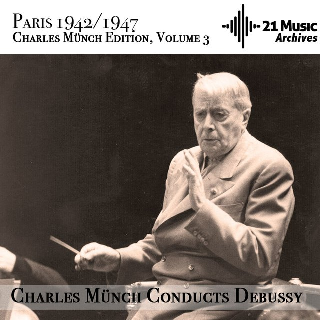 Charles Münch conducts Debussy