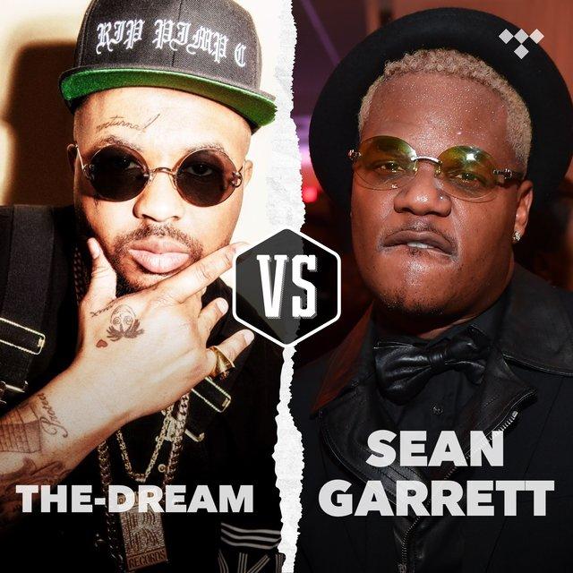Cover art for album The-Dream vs. Sean Garrett  by TIDAL