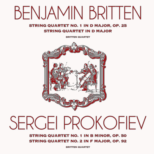 Britten & Prokofiev: 20th Century Strings
