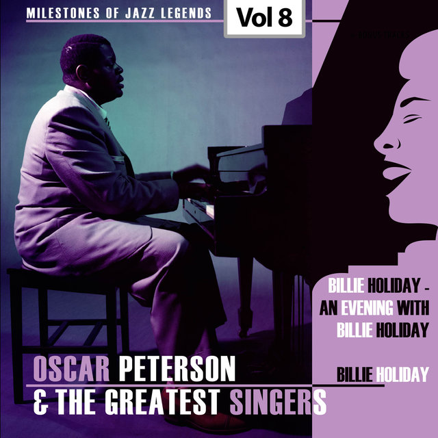 Milestones of Jazz Legends - Oscar Peterson & The Greatest Singers, Vol. 8