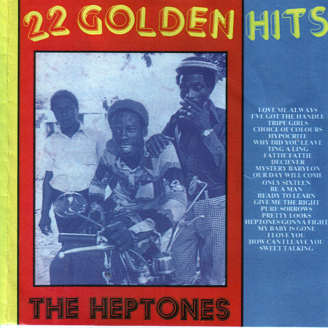 The Heptones 22 Golden Hits