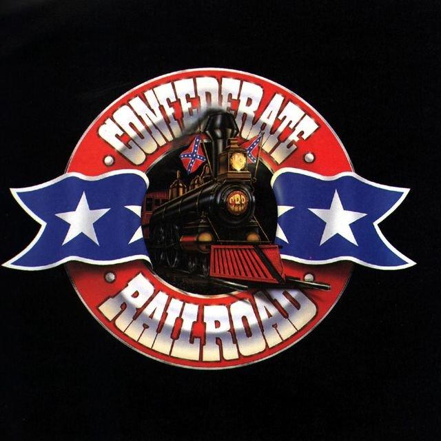 Cover art for album Confederate Railroad by Confederate Railroad