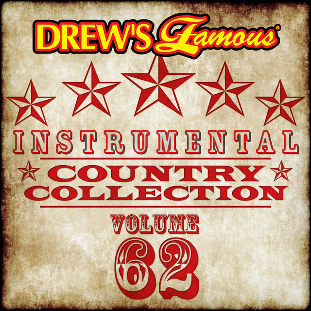 Drew's Famous Instrumental Country Collection (Vol. 62)