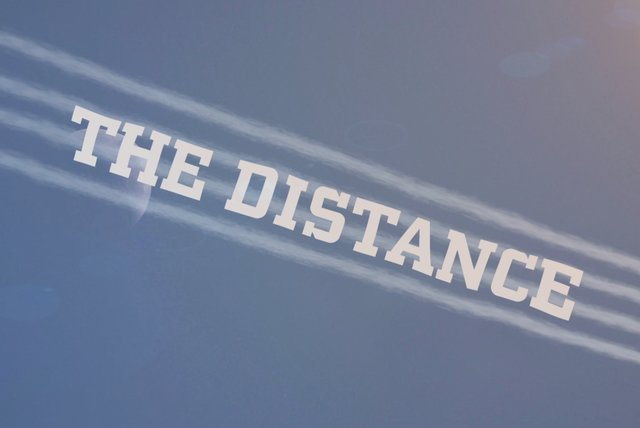 The Distance (Lyric Video)