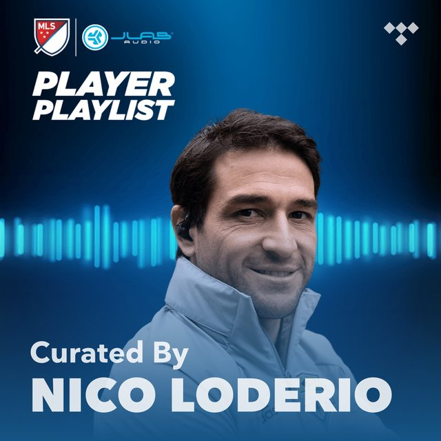 Cover art for album MLS Nico Loderio Player Playlist by TIDAL