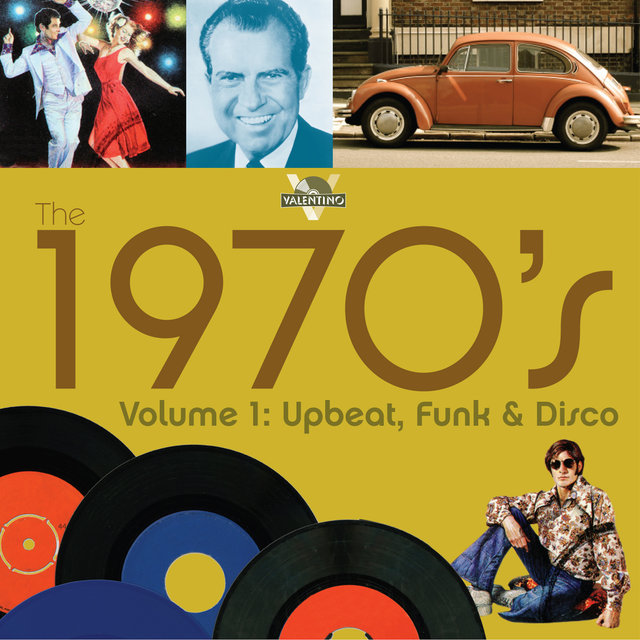 The 1970s, Vol. 1: Upbeat, Funk, and Disco