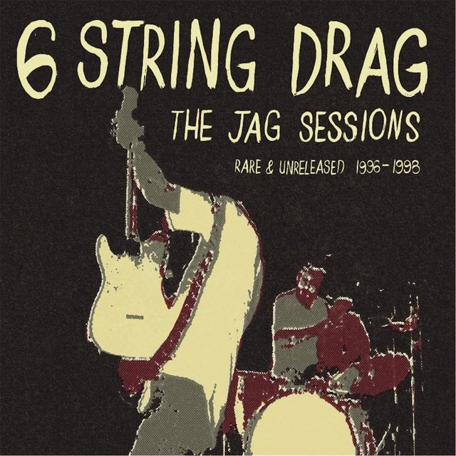 The Jag Sessions: Rare & Unreleased 1996-1998