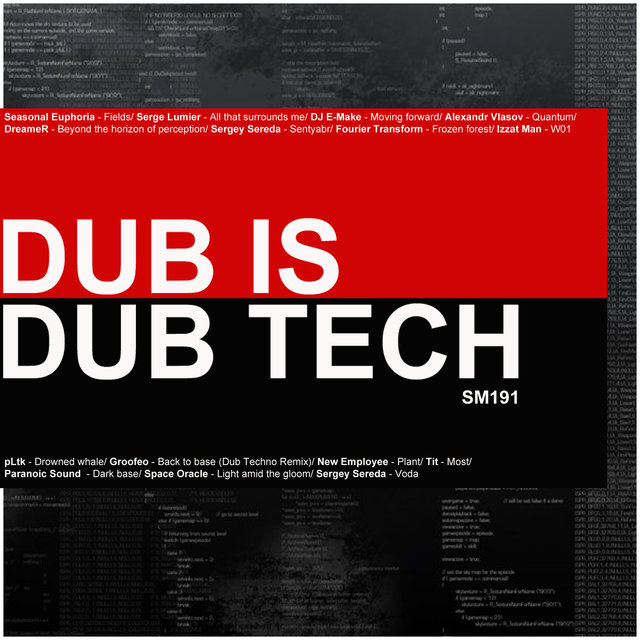 Dub Is Dub Tech