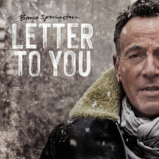 Cover art for album Letter To You by Bruce Springsteen