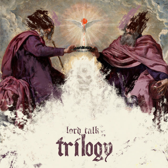 Cover art for album Lord Talk Trilogy by Flee Lord