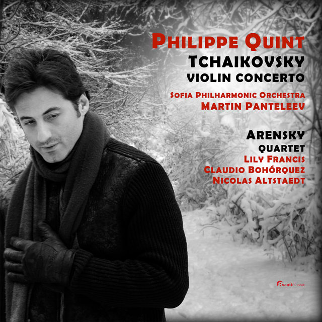 Philippe Quint plays Tchaikovsky & Arensky
