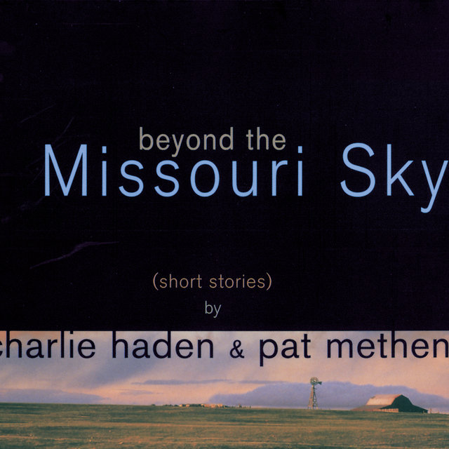 Cover art for album  by Pat Metheny, Charlie Haden