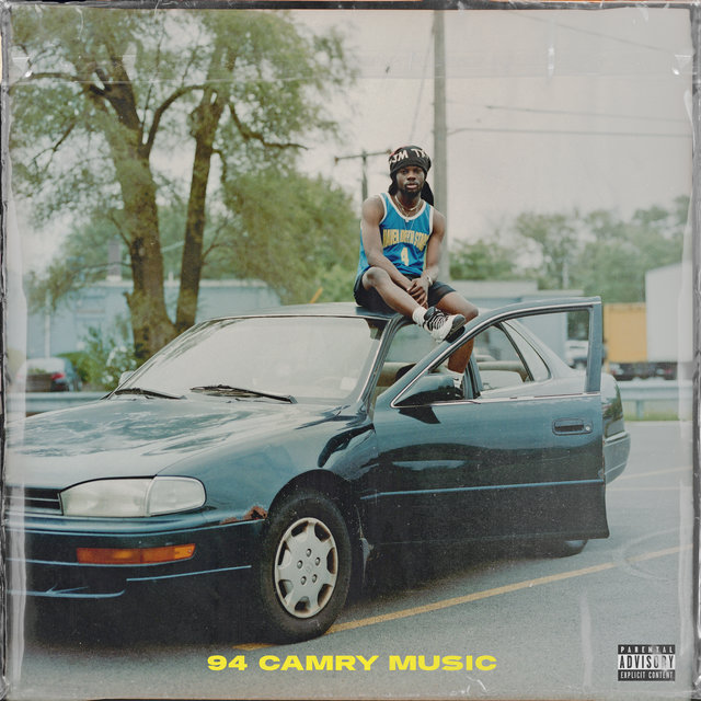 Cover art for album 94 Camry Music by Femdot