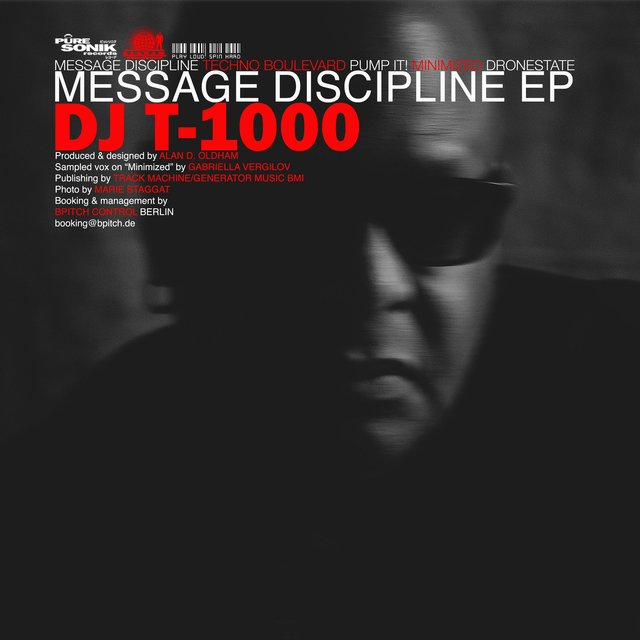 Message Discipline EP