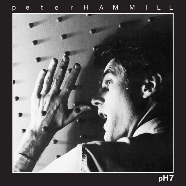 Cover art for album PH7 by Peter Hammill