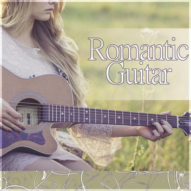 Romantic Guitar - Music for Stress Management, Chilled Lounge Music Collection,  Relax, Study and Sleep