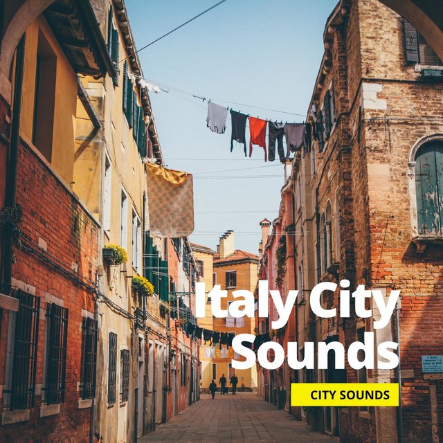 Italy City Sounds