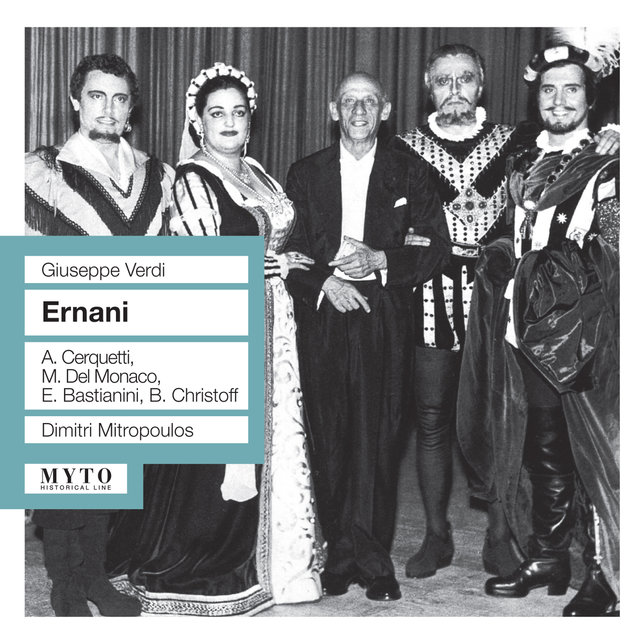 Verdi: Ernani (Recorded 1957) [Live]