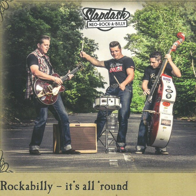 Rockabilly - It's All 'Round